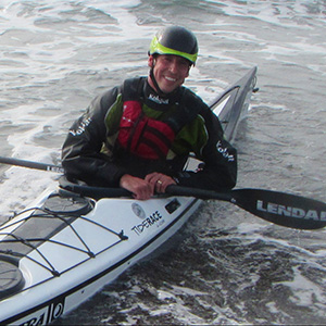 Proteam Ryan Rushton Lendal carbon Storm kayak paddle